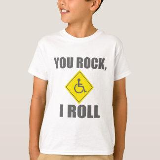 You Rock, I Roll T-Shirt