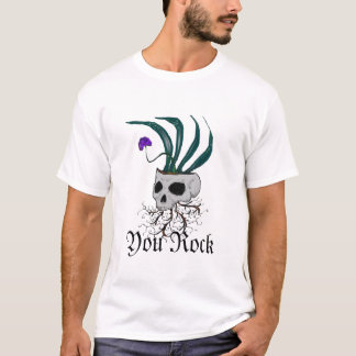 You Rock mens t T-Shirt