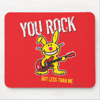 You Rock Mouse Pad