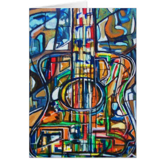 You Rock My World - Greeting Card by ValAries