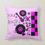 You Rock Pillows