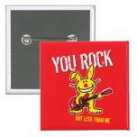 You Rock Pin