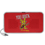 You Rock Portable Speakers