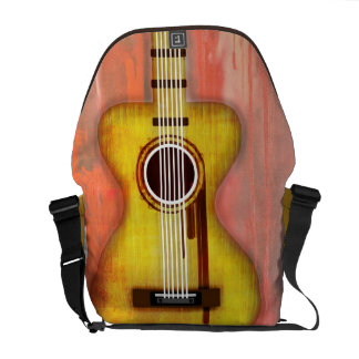 'You Rock!' Rickshaw Messenger Bag