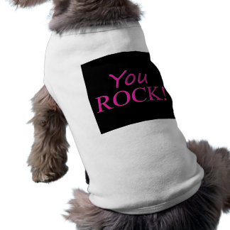 You Rock! Thank You Gifts Tee