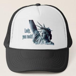 You Rock Trucker Hat