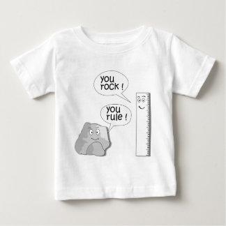 you rock  you rule baby T-Shirt