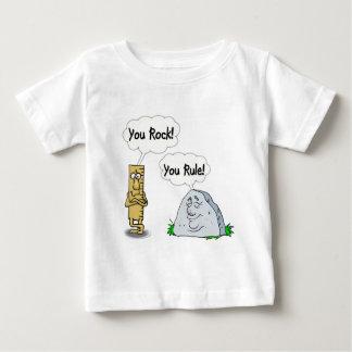 You Rock, You Rule Baby T-Shirt