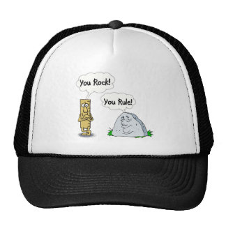 You Rock, You Rule Hat