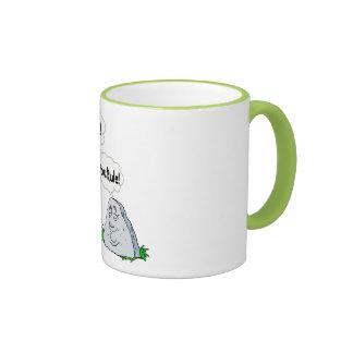 You Rock You Rule Coffee Mug