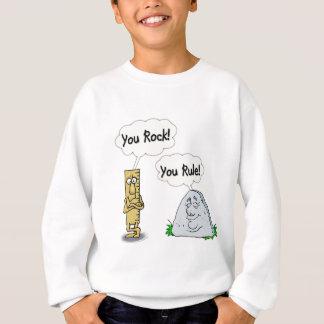 You Rock, You Rule Sweatshirt