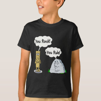 You Rock, You Rule T-Shirt