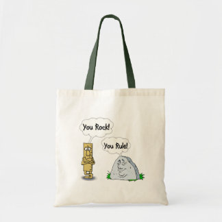 You Rock, You Rule Tote Bag