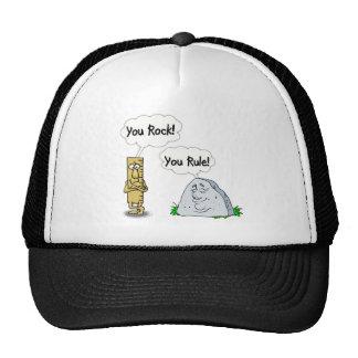 You Rock, You Rule Trucker Hat