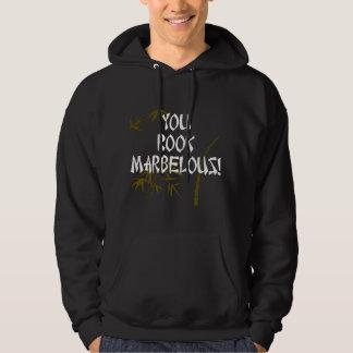 YOU ROOK MARBELOUS HOODIE