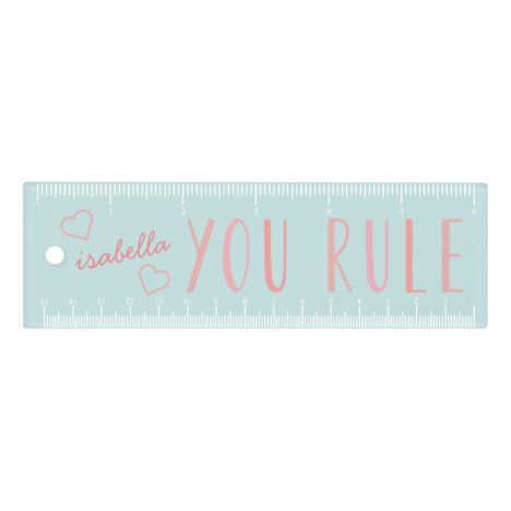 You Rule | Personalized