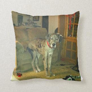 You Said Sit!!!! Throw Pillow