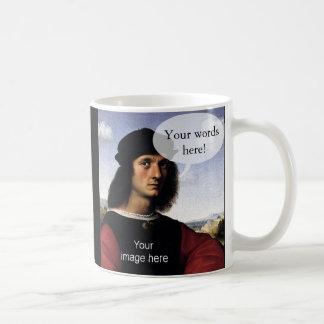 You Say It mug