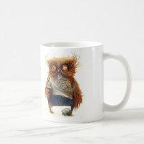 You Say Morning.....Owl Mug