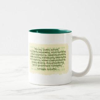 You Say Tomato Coffee Mugs