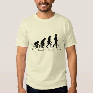 You Say You Want An Evolution T-shirt
