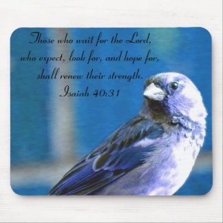 You shall have strength_Mousepad Mouse Pads