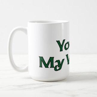 You ShamROCK My World Coffee Mug