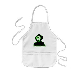 You Should Be Scared! Kids' Apron