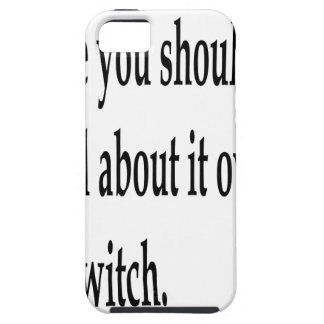 You Should Have Prayed 2 iPhone SE/5/5s Case