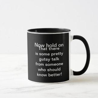 You should know better Mug