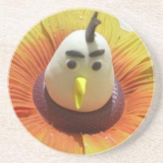 You Should walk your birds everyday Drink Coaster