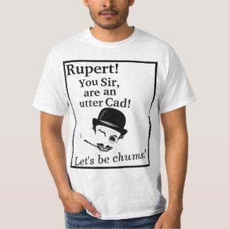 You Sir, are an utter Cad Tee Shirt