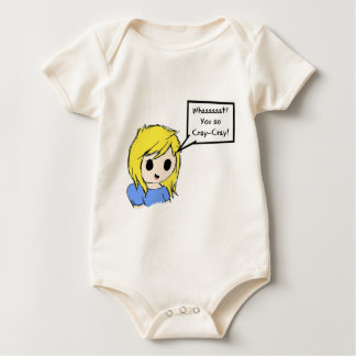 You So Cray-Cray! Baby Bodysuit
