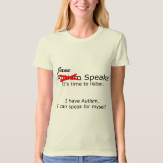 You Speak Custom Organic Woman's Tee