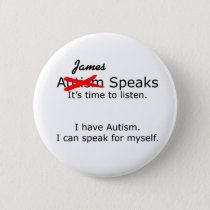 You Speak - Customizable Autism Button