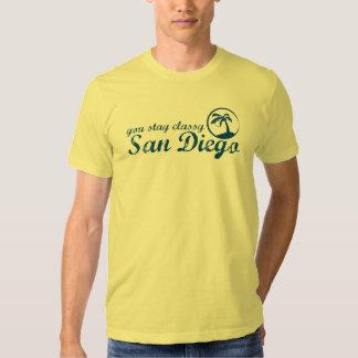 You Stay Classy, San Diego. T-shirt