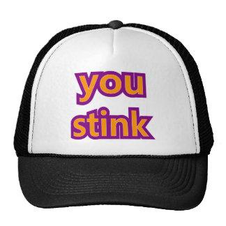 You Stink Skins Trucker Hat