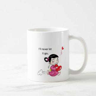 You stole my heart - couple mug