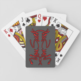 You Suck - subliminal playing cards