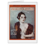 You Sunny Southern Smile Ziegfeld Follies Songbook Card