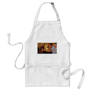 You sure about that move? adult apron