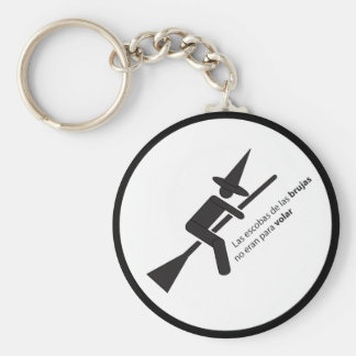 You sweep of the sorceresses were not to fly basic round button keychain