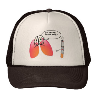 you take my breath away medical pun funny hat