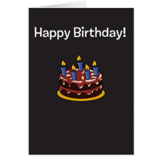 You Take the Cake! Greeting Card