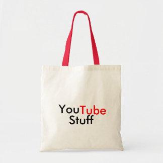 You Tube rellena la bolsa de asas