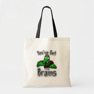 You ve Got Brains Bag