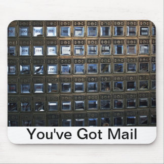 You,ve Got Mail Mouse Pad