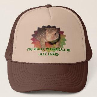 You wanna call me What  cap