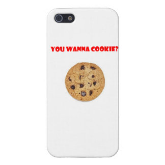 You Wanna Cookie? iPhone 5 Cover
