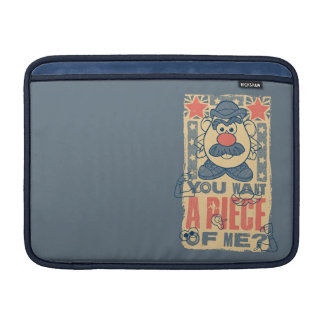 You Want a Piece of Me Sleeve For MacBook Air